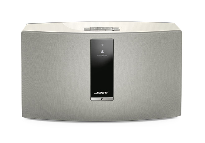 Bose home cinema systeem SOUNDTOUCH 30 III (wit)