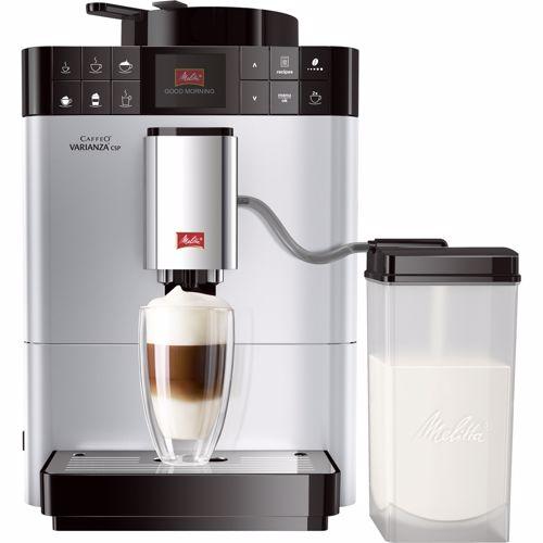 Melitta espresso apparaat Caffeo Varianza CSP zilver F570-101