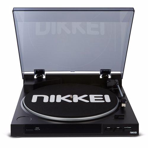 Nikkei platenspeler NTT01U
