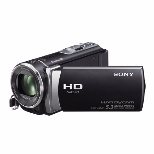 Sony camcorder HDR-CX450B