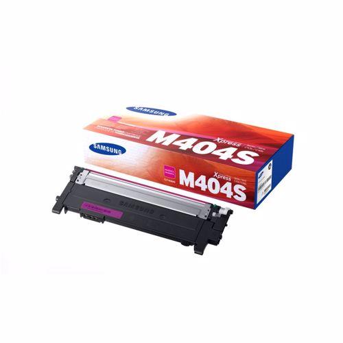 Samsung toner cartridge CLT 404S MAGENTA 191628446612