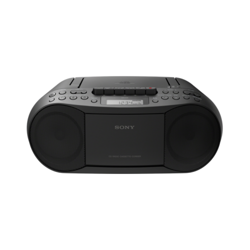 Foto van Sony portable radio CFDS70B