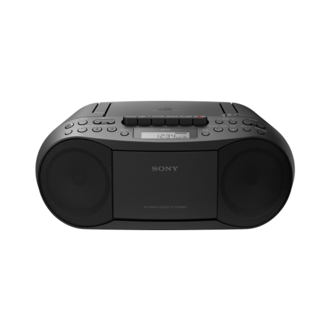 Sony portable radio CFDS70B