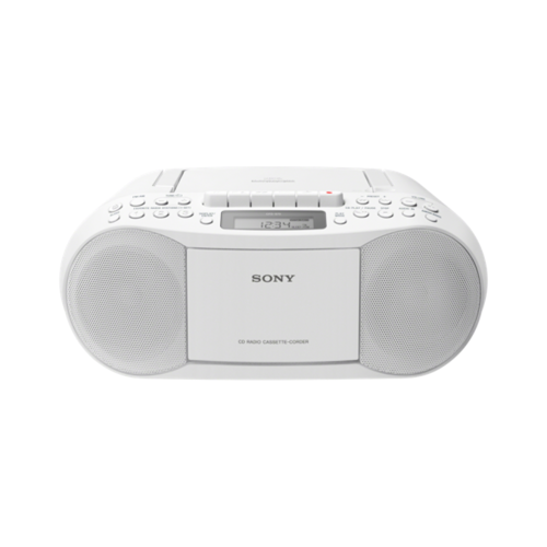 Foto van Sony portable radio CFDS70W