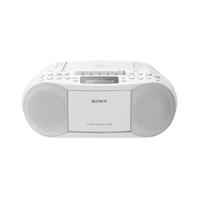 Sony portable radio CFDS70W