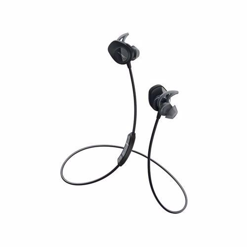 Foto van Bose in-ear hoofdtelefoon SOUNDSPORT WL (Zwart)