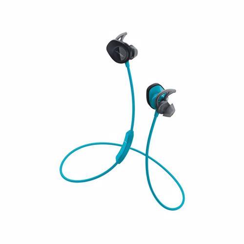 Foto van Bose in-ear hoofdtelefoon SOUNDSPORT WL (Blauw)