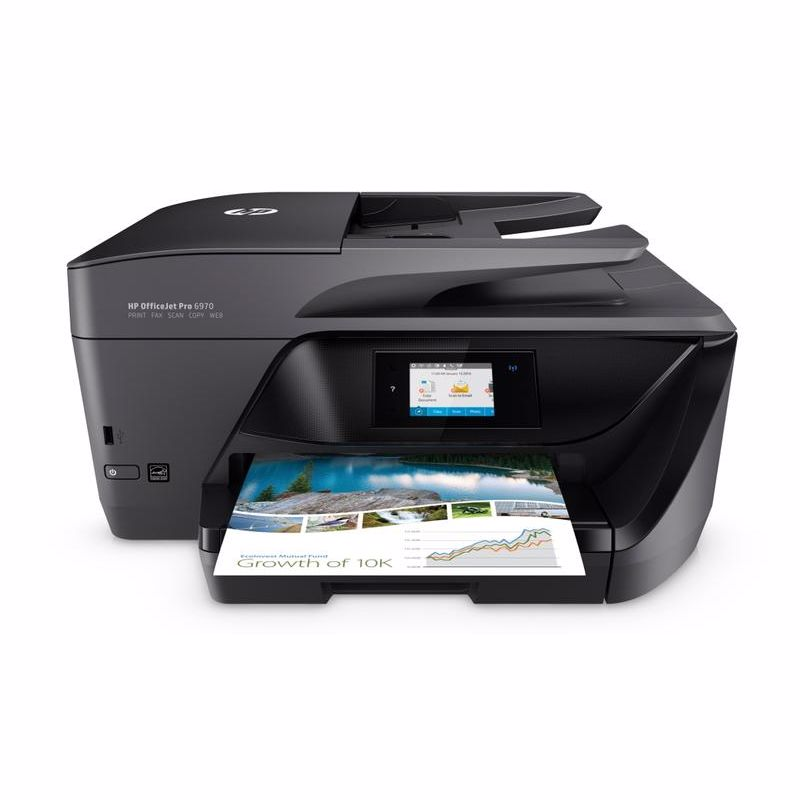 2852322516d HP all-in-one printer OFFICEJET PRO 6970. Main image