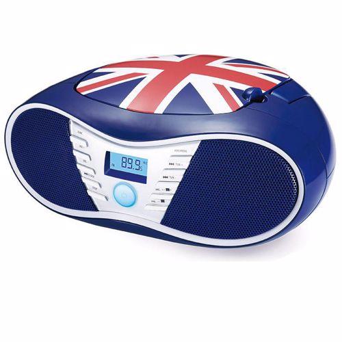 Bigben radio CD speler RADIO CD PLAYER GB