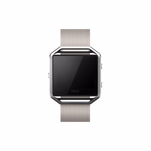 Fitbit Blaze accessoire nylon Khaki (Small)