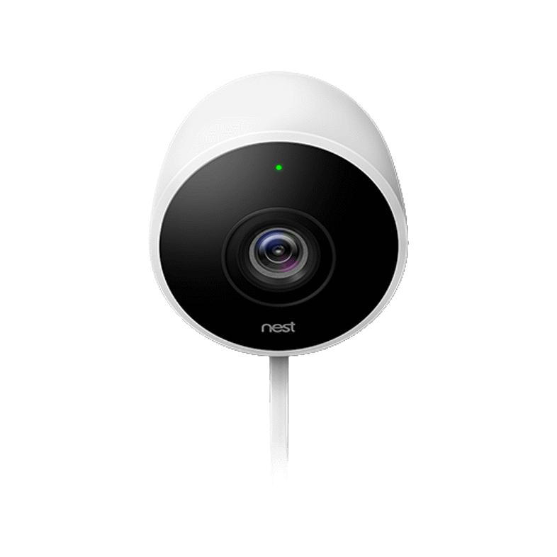 Google Nest NC2100DE bewakingscamera IP-beveiligingscamera Buiten Dome Wit 1920 x 1080 Pixels online kopen