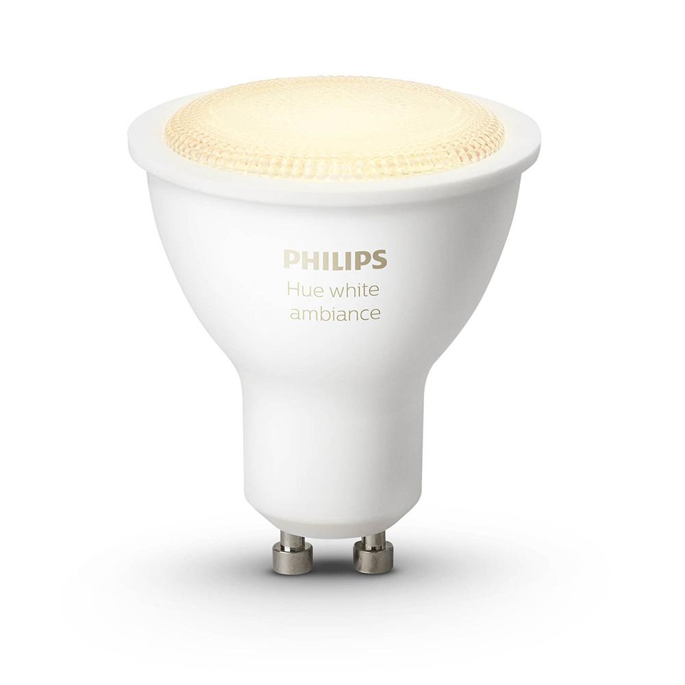 Philips Hue sfeerverlichting White Ambiance GU10