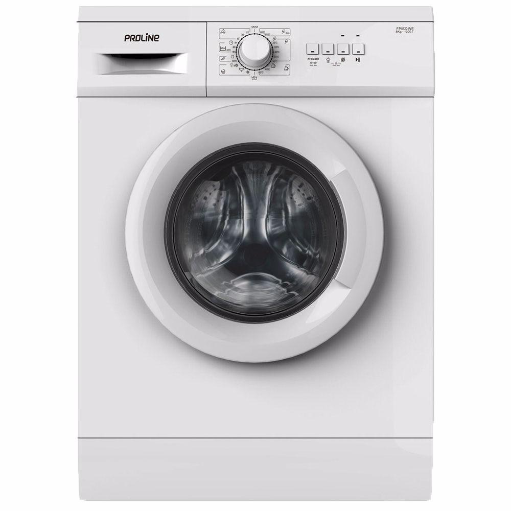 Proline wasmachine FP8120WE