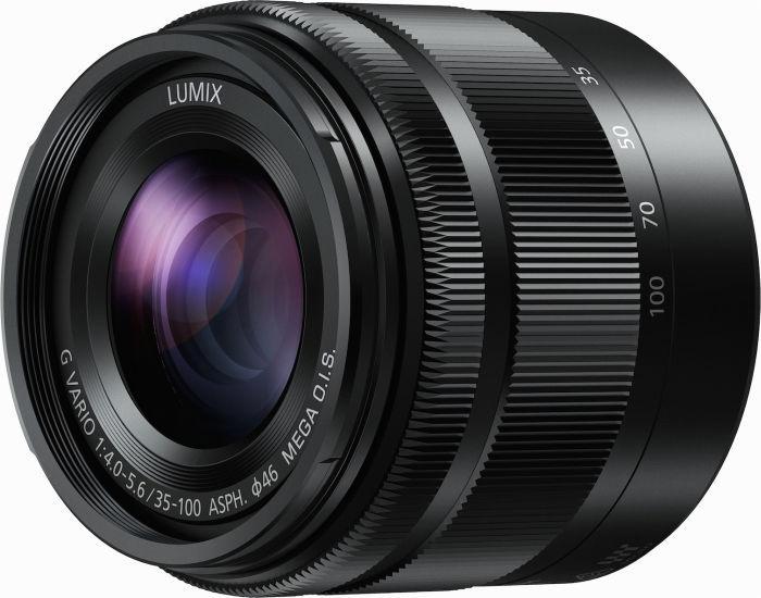 Panasonic objectief LUMIX G VARIO 35 100mm F 4 5.6