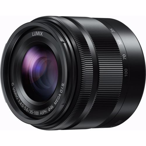 Panasonic objectief LUMIX G VARIO 35-100mm F/4-5.6 5025232805181
