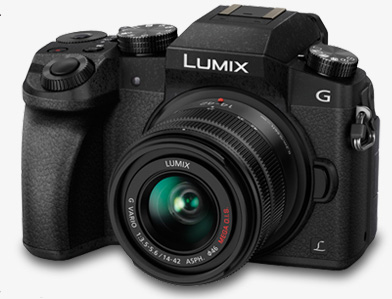 Panasonic systeemcamera LUMIX G DMC G7 14 42 ZW