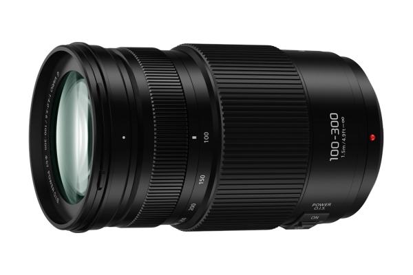 Panasonic objectief LUMIX G VARIO 100 300mm F 4.0
