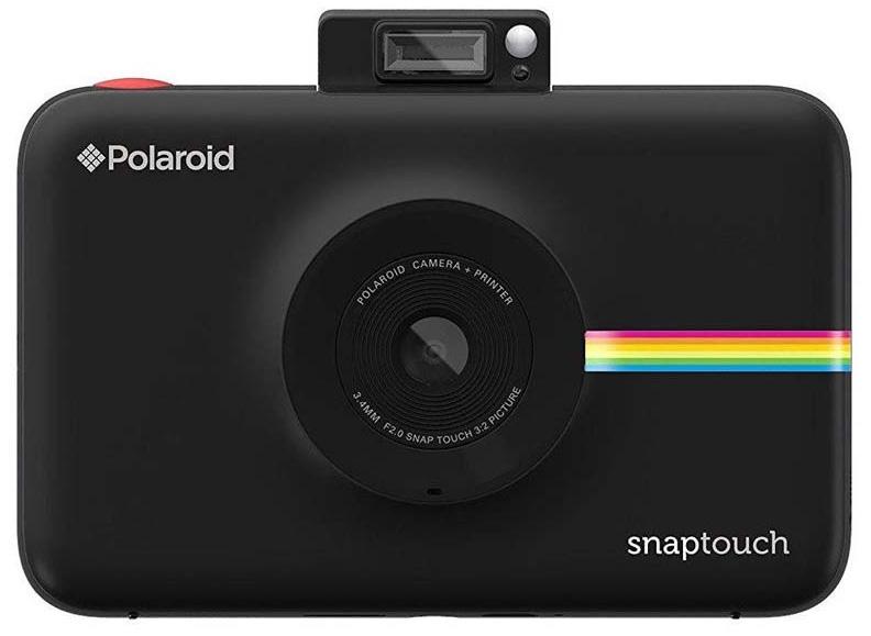 Polaroid Snap Touch instant digital camera Zwart