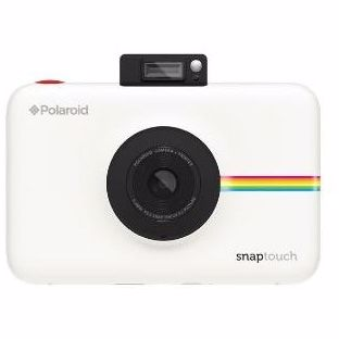 Polaroid Snap Touch instant digital camera Wit