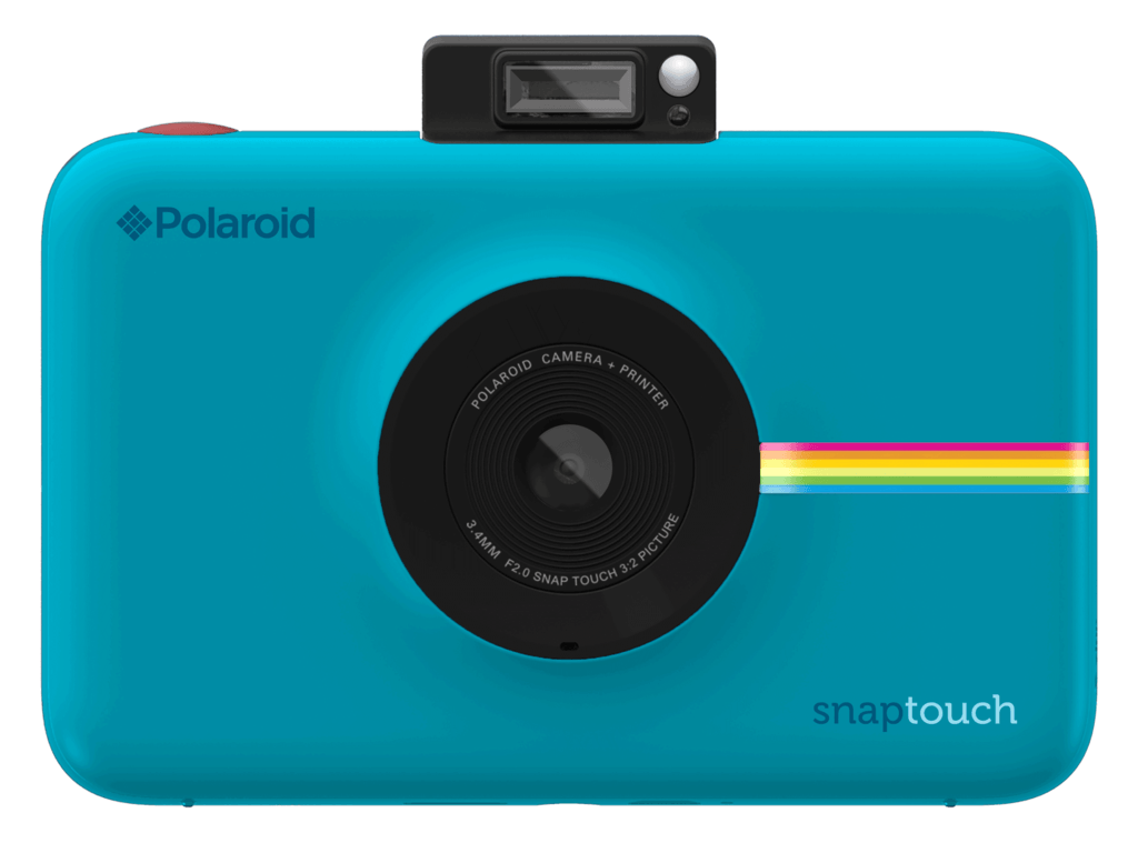 Polaroid Snap Touch instant digital camera Blauw