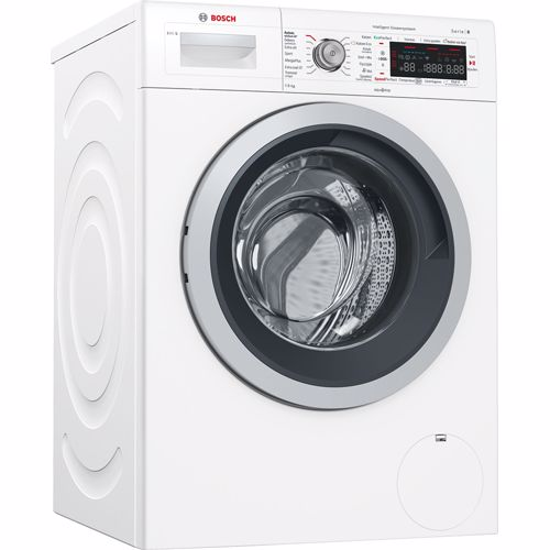 Bosch Home Connect i DOS wasmachine WAWH2643NL