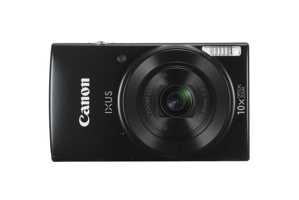 Canon compact camera IXUS 190 ZWART