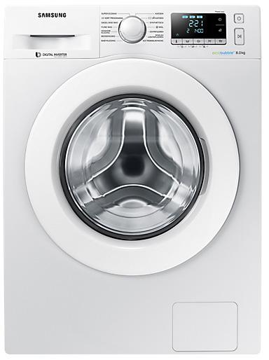Samsung wasmachine WW80J5436MW EN