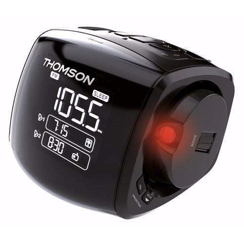 Thomson wekkerradio met projectie CP280