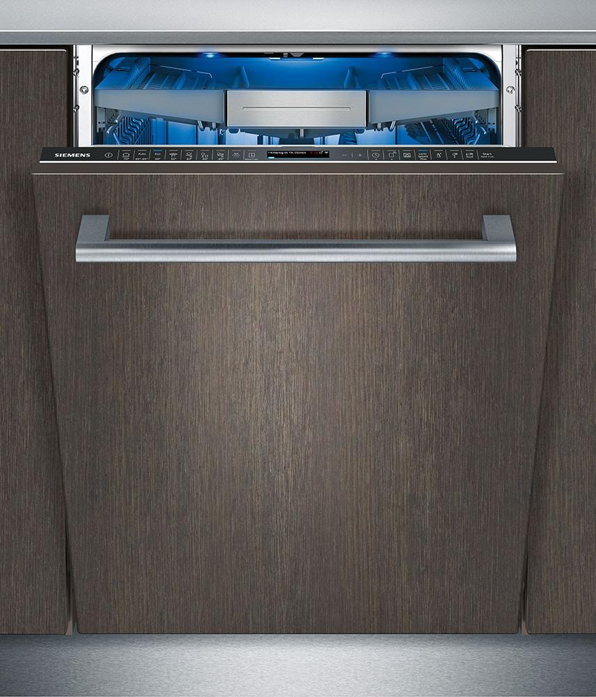 Siemens Home Connect vaatwasser inbouw SX678X36TE