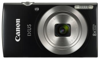 Canon compact camera IXUS 185 Zwart
