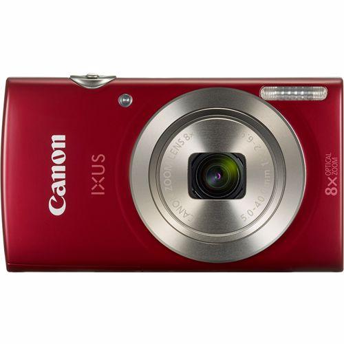 Canon compact camera IXUS 185 (Rood)