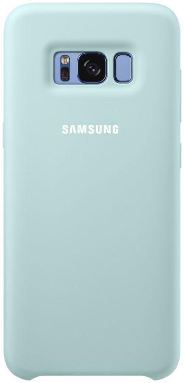 Samsung telefoonhoesje SILICONE COVER S8 BLAUW