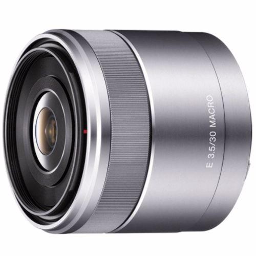 Sony objectief 30mm F 3.5 MACRO voor systeemcamera