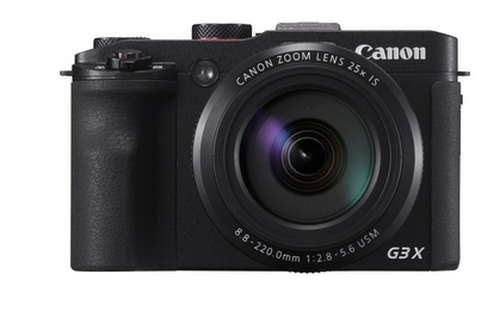 Canon compact camera POWERSHOT G3X