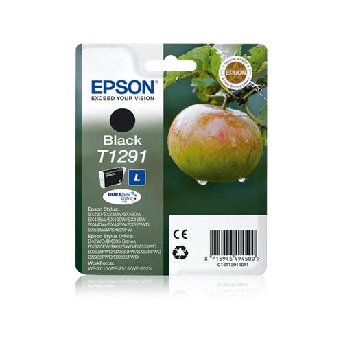 Epson cartridge POMME NOIR T1291