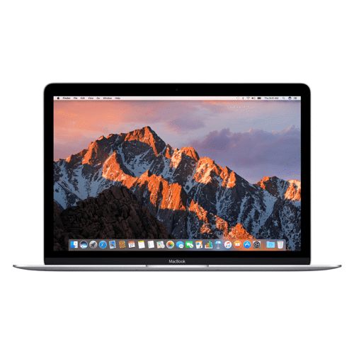 Apple MacBook 12.0 Silver 1.3GHZ 8GB 512GB NLD