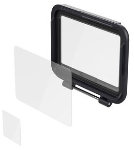GoPro camcorder accessoire SCREEN PROTECTORS HERO5 BLACK