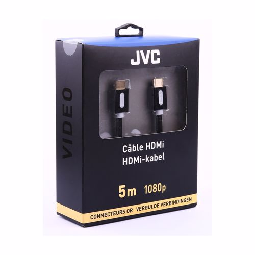 Foto van JVC HDMI kabel CORDN HDMI STD 5M