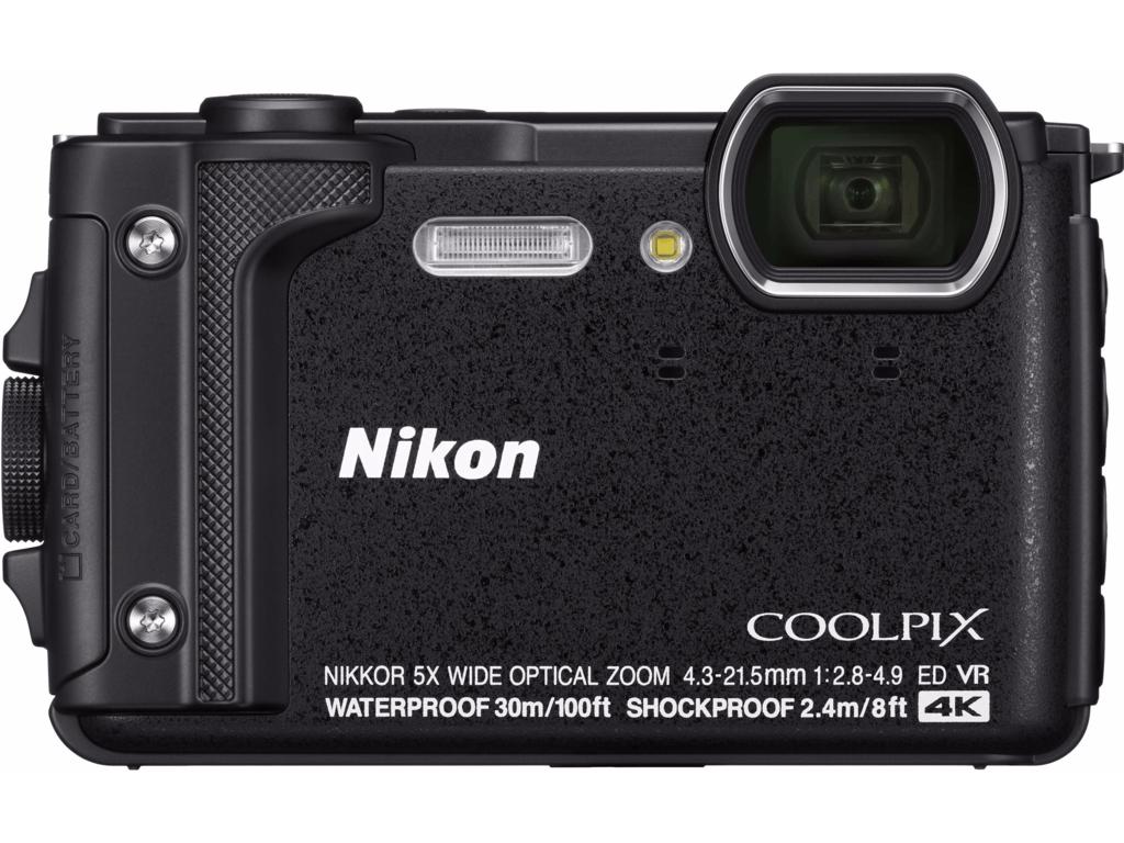 Nikon compact camera COOLPIX W300 Zwart