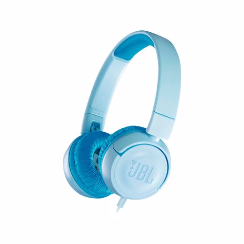 JBL hoofdtelefoon JR300 (Blauw)