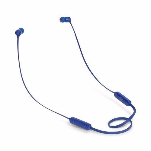 JBL draadloze hoofdtelefoon Tune 110 T110BT (Blauw)