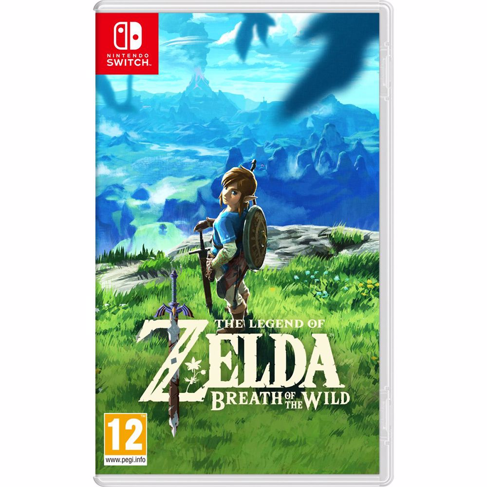 Zelda: Breath of the Wild Switch