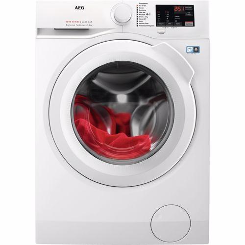 AEG ProSense wasmachine L6FB86IW