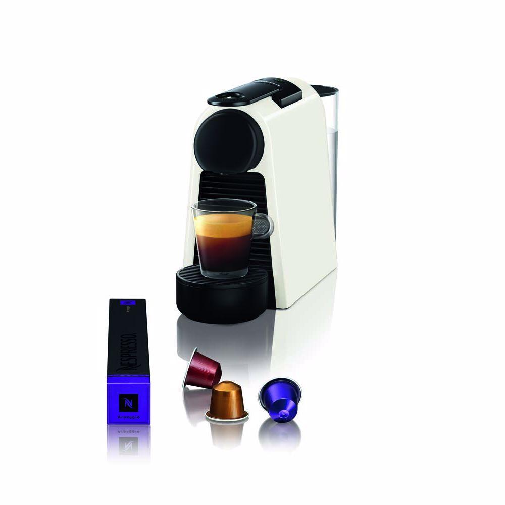 Nespresso Magimix koffieapparaat Essenza Mini M115 (Wit)