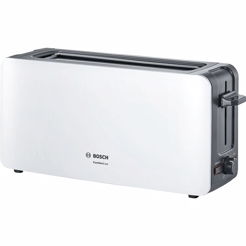 Bosch broodrooster ComfortLine TAT6A001 Wit