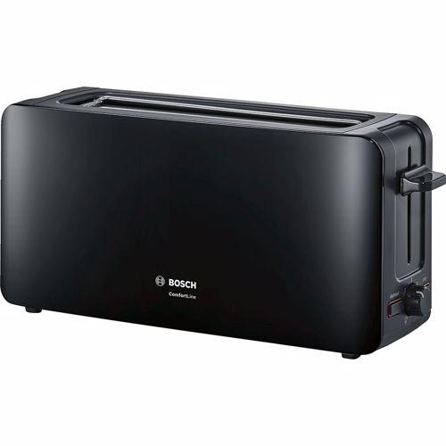 Bosch broodrooster ComfortLine TAT6A003 Zwart
