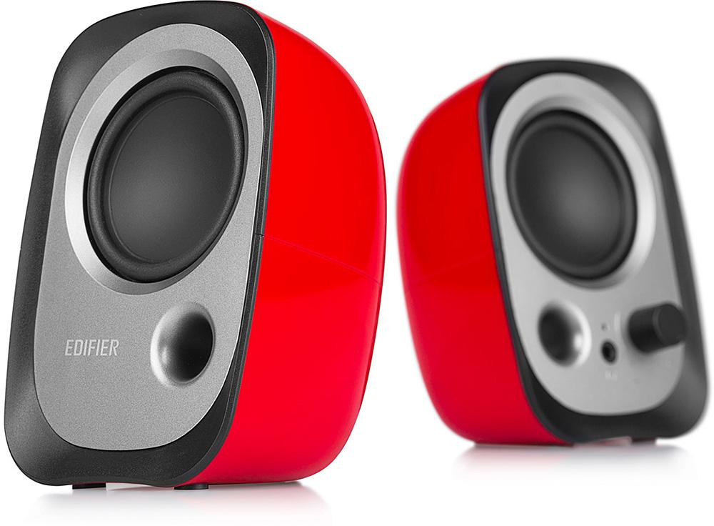 Edifier PC speakersysteem R12U (rood)