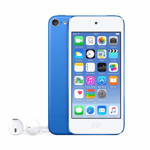 Apple iPod Touch 128GB Blauw