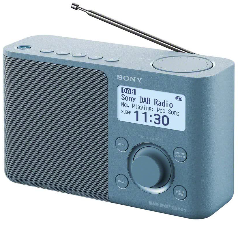 Sony DAB radio XDRS61DL