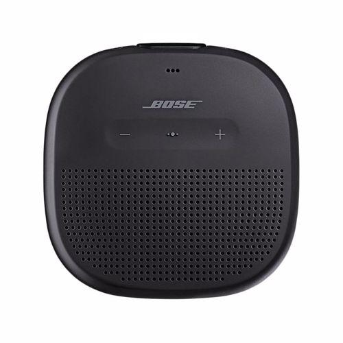 Foto van Bose draagbare speaker SoundLink Micro (Zwart)